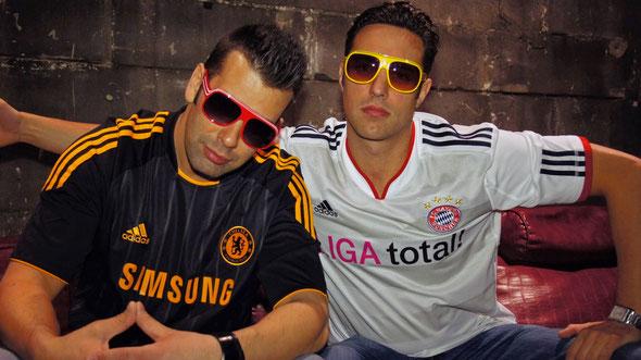 DJ Mikas & DJ Sage
