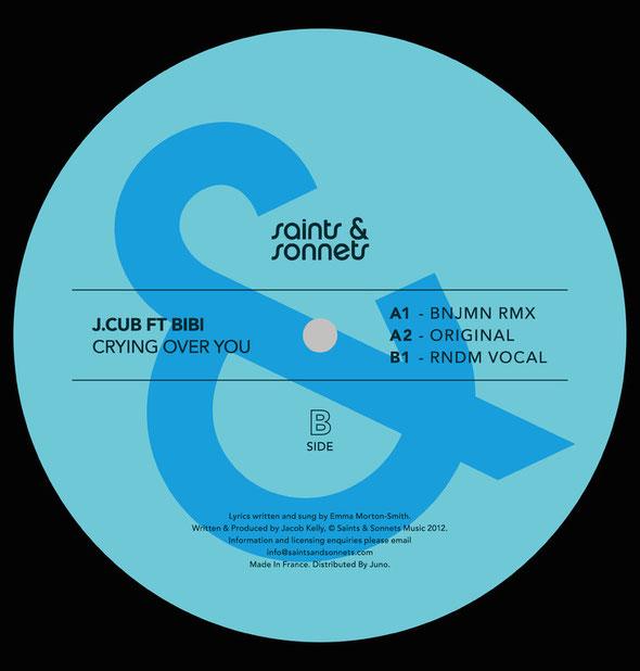 J.Cub Ft BiBi | Crying Over You