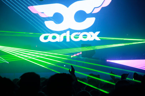 Carl Cox @ Space
