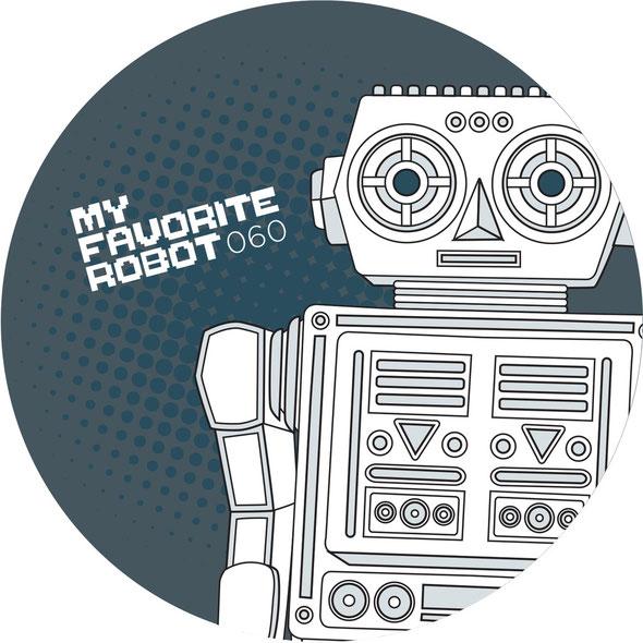 Jonny Cruz   Devils Hex EP   My Favorite Robot 060