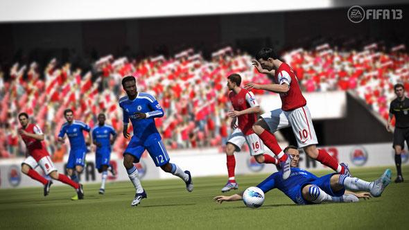 FIFA 13 | van Persie