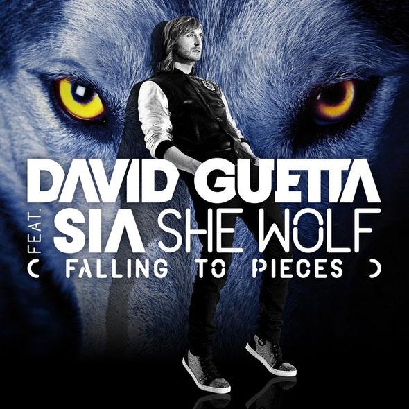 David Guetta Feat Sia | She Wolf (Falling To Pieces)