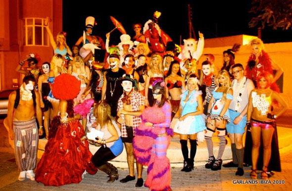 Garlands Ibiza