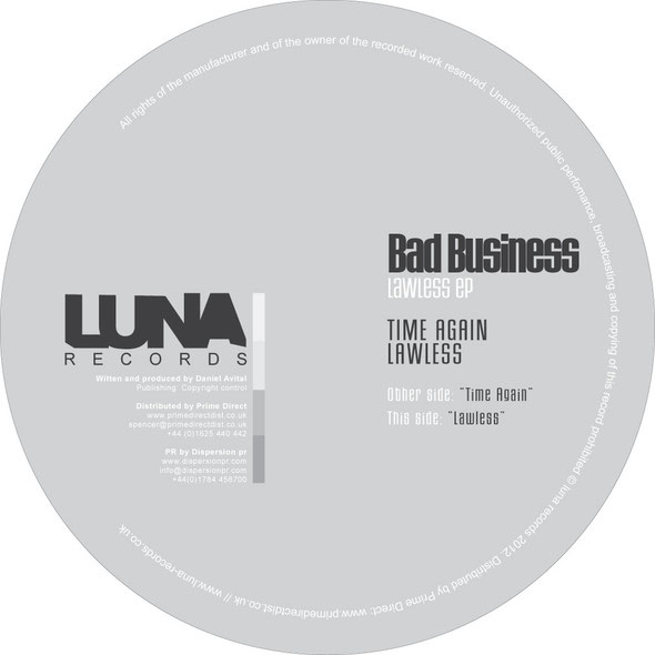 Bad Business | Lawless EP