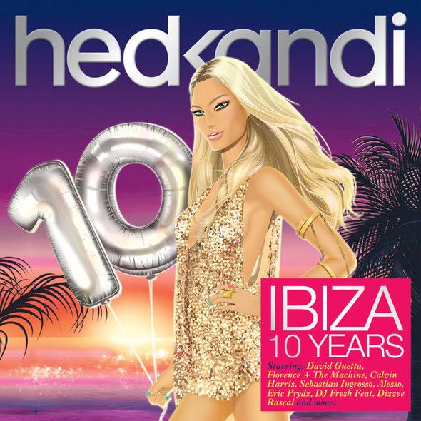 Hed Kandi 10 Years of Ibiza