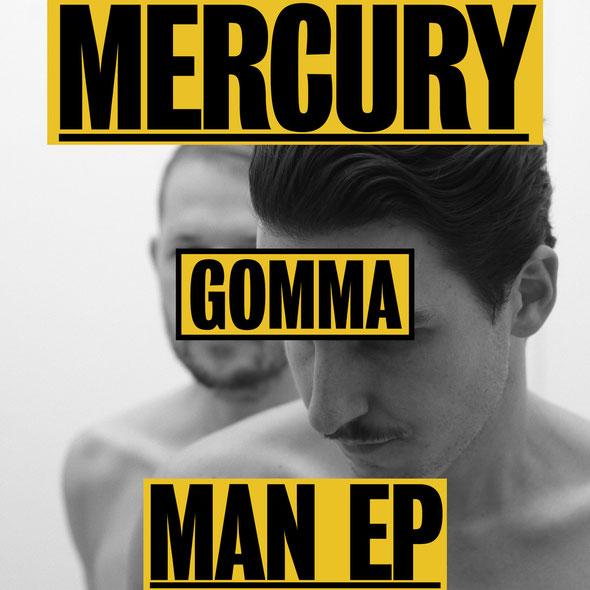 Mercury   Man EP