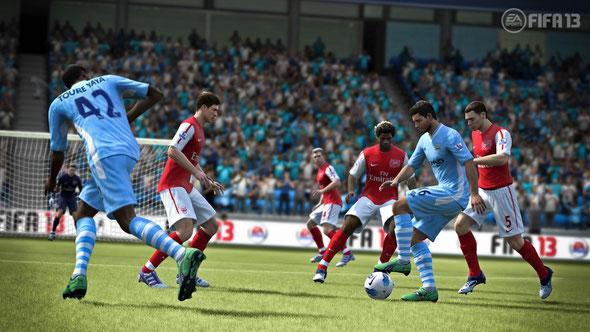 FIFA 13 | Aguero