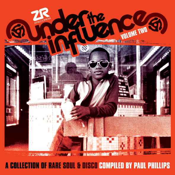 Paul Phillips | Under The Influence Vol.2 | Z Records