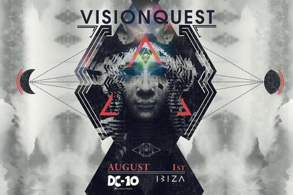 Visionquest | DC10