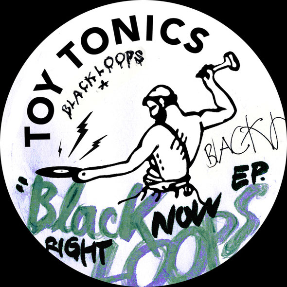 Black Loops | Right Now EP