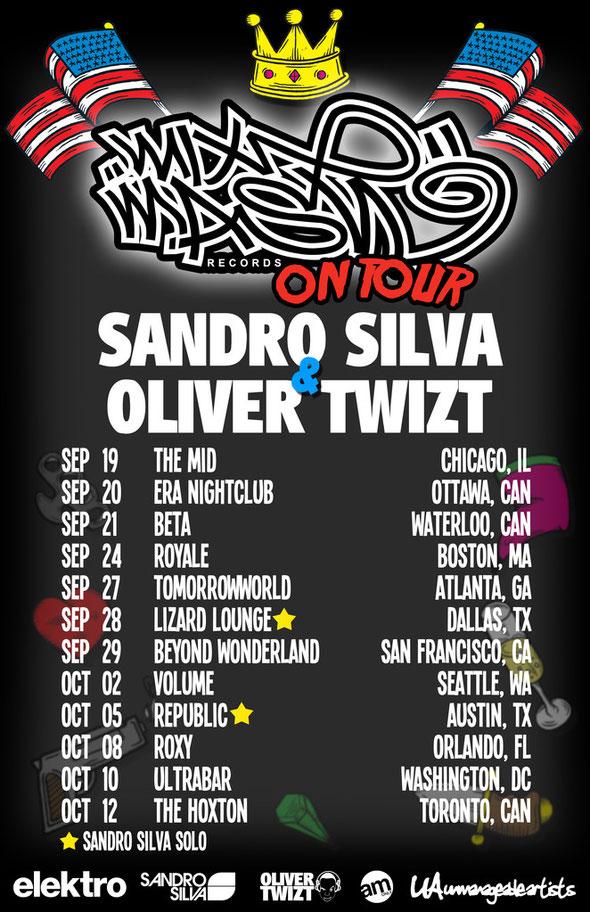 Sandro Silva & Oliver Twizt