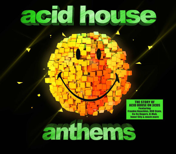 acid house anthems just a wee music blog music