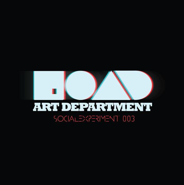 Art Department | Social Experiment 003