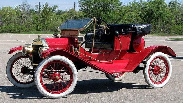 1910 Ford Model R