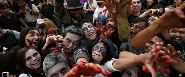 Every month, about four million computers turn into zombies, according to researchers.