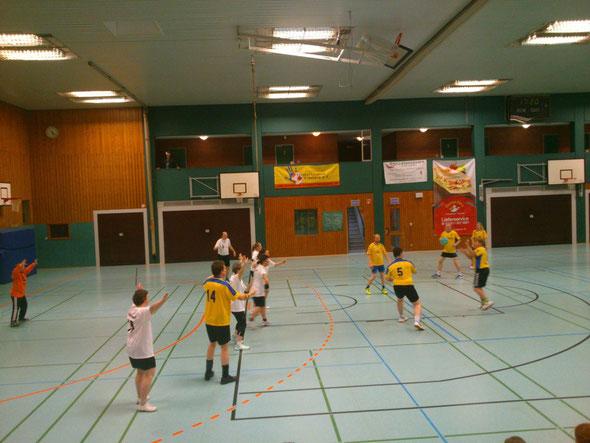 Bild: Handball Spieltag der Freiwurf Hamburg 2015/2016 in Elmshorn