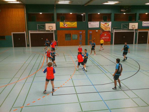 Bild: Handball Spieltag Freiwurf Hamburg 2015/2016 Elmshorn