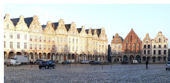 Grand'place Arras