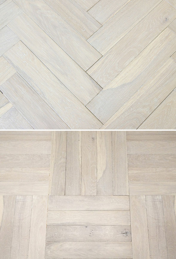ホワイト ヘリンボーン ヘリンボーンフローリング ビンテージオーク ビンテージプラス ヴィンテージプラス ビンテージ ヴィンテージ フローリング 無垢フローリング アンティーク アンティークフローリング vintage antique flooring