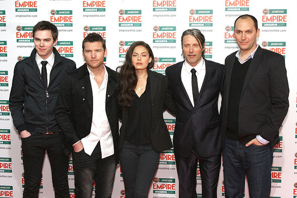 Nicholas Hoult, Sam Worthington, Alexa Davalos, Mads Mikkelsen and Louis Leterrier