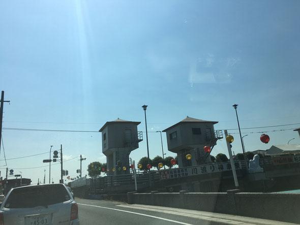 福岡県手乗りインコ小鳥販売店ペットショップミッキン 21日と22日は川渡り神幸祭です。