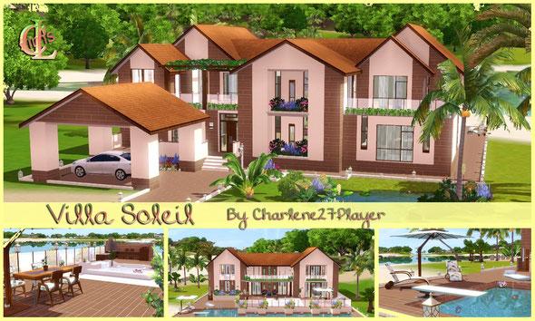 Soleil By Charlene27Player Choco & Lova Sims