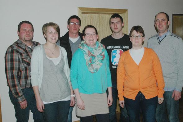 Der Vorstand 2013