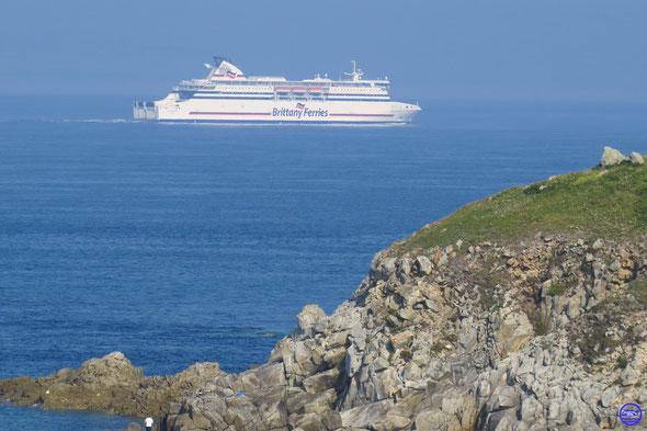 Cap Finistère à la Pointe de Corsen (© lebateaublog 2014)