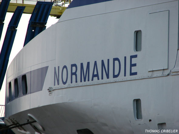 Normandie (© Thomas Cribelier 2013)
