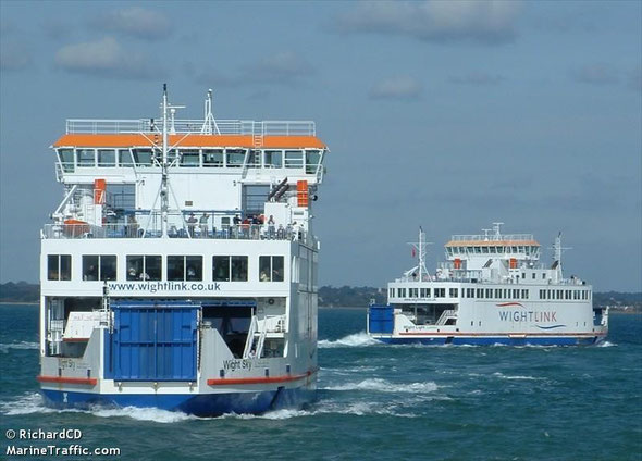 Wight Sky & Wight Light (© Richard CD in MarineTraffic.com)