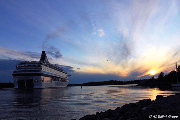 Silja Europa (© AS Tallink Grupp)