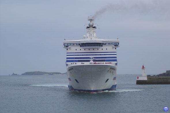 Ce Bretagne la, à Saint Malo (© lebateaublog 2012)