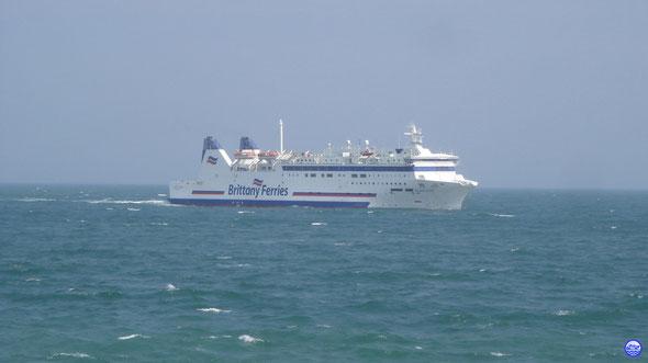 MV Barfleur (© lebateaublog 2014)
