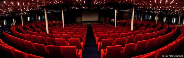 Teatteri Europa (Photo offerte par Tallink)