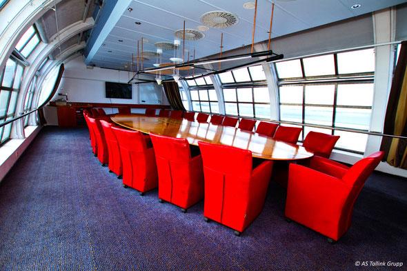 La salle de conférence du pont 13A
