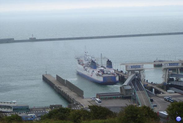 Seafrance Nord Pas-de-Calais. (© lebateaublog 2011)