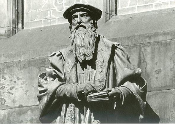 JUAN KNOX FUNDADOR DE LA IGLESIA PRESBITERIANA