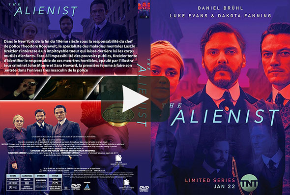The Alienist Saison 1