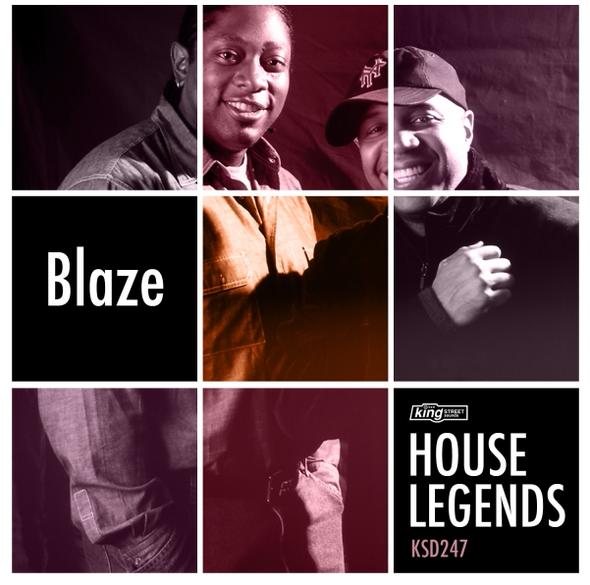 House Legends: Blaze