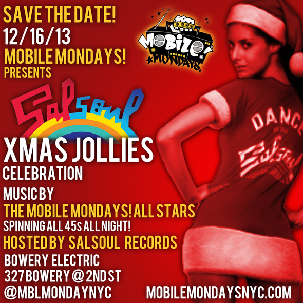Salsoul Christmas Jollies - Just A Wee Music Blog | Music ...