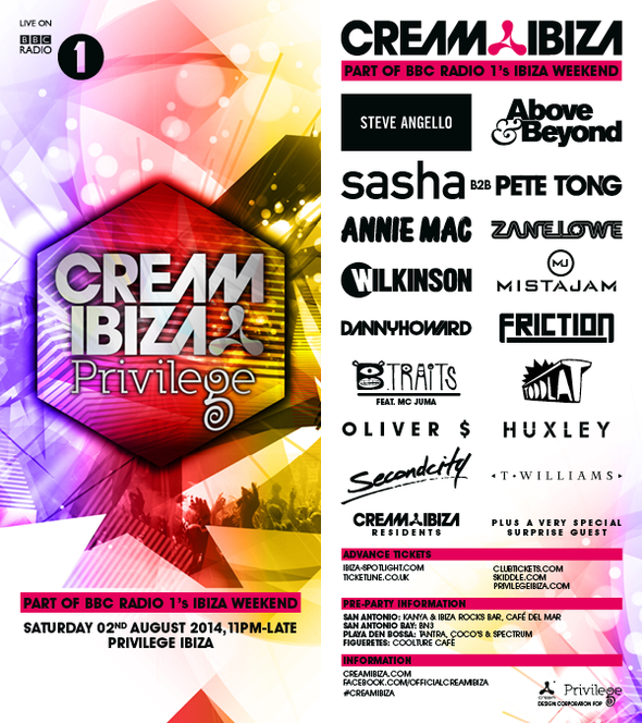 Cream @ Privilege