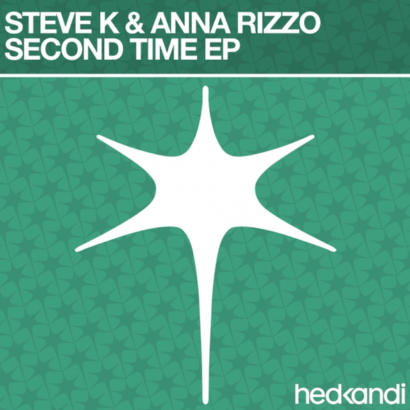 Steve K & Anna Rizzo | Second Time EP