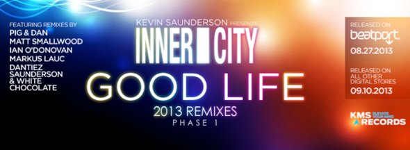 Kevin Saunderson Presents Inner City | Good Life