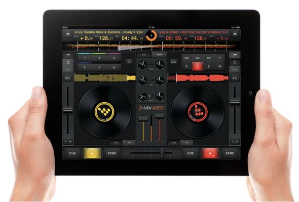 MixVibes | CrossDJ for iPad