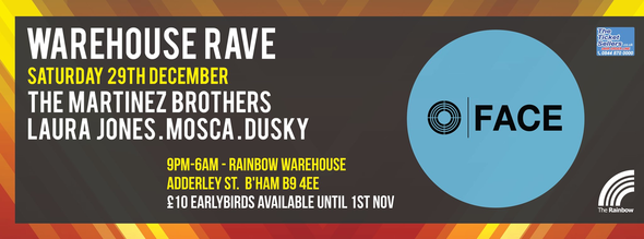 Face Warehouse Rave