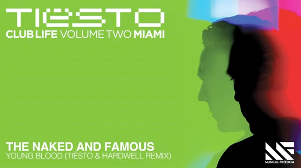 The Naked And Famous   Young Blood (Tiesto & Hardwell Remix)