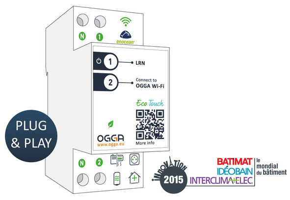Eco-Touch | Innovation 2015 - BATIMAT