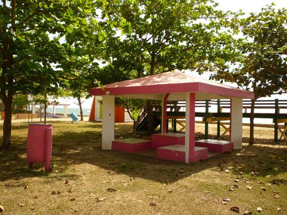 rincon public beach