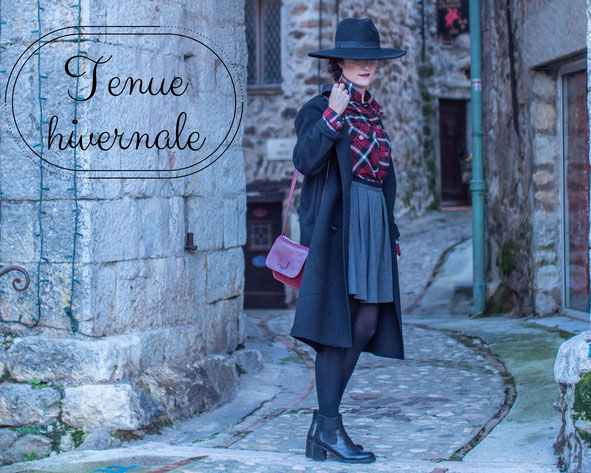 look hiver blog mode