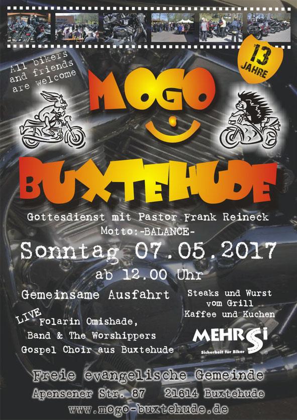 Mogo 2017 Buxtehuder Motorradgottesdienst
